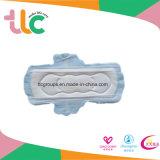 Serviette hygiénique d'anion avec le papier d'Airlaid de la vente en gros de la Chine