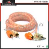 Fabrik-Leistungs-einzelnes Einspritzung RCA-Kabel (R-006)
