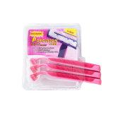 Dreifaches Schaufelmens-Rasiermesser, Rasierklingen-Hersteller China (PK-02)