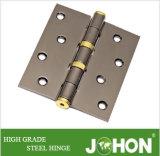 """4 """" [إكس3] """" فولاذ أو حديد [دوور هينج] (جهاز شريكات)"""