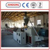 PVC / WPC de fenêtres en plastique Profil extrudeuse machine de production Ligne d'extrusion