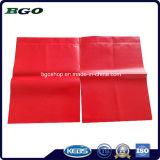 Bâche de protection enduite de PVC (1000dx1000d 18X18), tissu imperméable à l'eau de soudure de bâche de protection