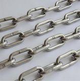 고품질 한국 표준 스테인리스 링크 철 닻 사슬