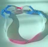 Mascherina d'immersione antinebbia di /Ultraviolet-Proof per gli occhiali di protezione esterni di nuoto di uso per i capretti/bambini