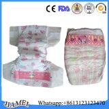 Pañal de papel del bebé con el precio bajo para el distribuidor