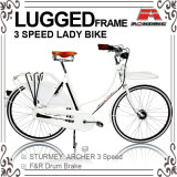 28 Inch Inner 3 Speed holländisches Bicycle für Lady (AYS-2815S)