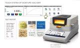 Analyseur d'humidité, appareil de contrôle d'humidité, mètre d'humidité d'halogène, série De x/y-m