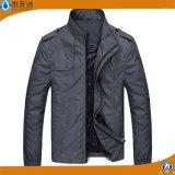 Umhüllungen-Outwear der dünne Muffen-Mantel-Ober-Winter der Männer beiläufig Umhüllung