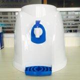 Mini dispensador de escritorio plástico del agua sin eléctrico