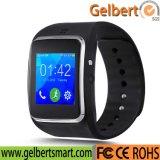Gelbert Bluetooth Telefon-intelligente Uhr für IOSAndroid