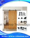 木DIYの納屋のSlidiingのドアのハードウェア(BDH-12)