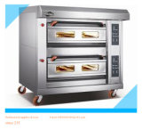 Hohe Leistungsfähigkeits-französisches Brot-Dampf-Ofen (Tellersegment 2layer 4)