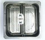 Тарелка горячего бака оборудования трактира ссаживая может быть вверх и вниз беспроволочной кнопкой
