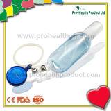 Leere Handdesinfiziererflasche mit Silikonring (pH009-067A)