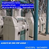밀 Flour Mill Equipment Complete PLC (100t)