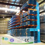 Estante voladizo del almacenaje ajustable para el almacén