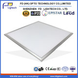 El panel flexible vendedor caliente del panel 4000lumens LED del surtidor 600X600 40W LED de China