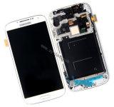 Affissione a cristalli liquidi brandnew del telefono mobile per il rimontaggio di Samsung S4