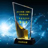 Трофей пожалования спортивного мероприятия кристаллический для подарков дела (KS04666)
