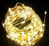 2m LED銅ライト装飾