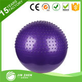 Esfera de salto Spiky da esfera da massagem da ioga Eco-Friendly de Inflable 75cm