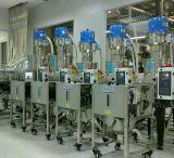 Transferencia sin procesar central del material plástico