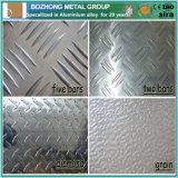 Piatto Checkered di alluminio di buona qualità 5182