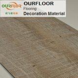 Pistes de plancher de vinyle de PVC WPC/plancher utilisé d'intérieur de vinyle