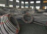 스테인리스 유연한 관 기계를 만드는 선을 일으키기