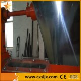 Estirador de tornillo doble cónico para el perfil del PVC