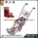 L&B Gebruik van de Pomp van de Kwab van het roestvrij staal het Roterende en Roterende Pomp voor Deeg