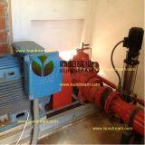660gpm, bomba de la lucha de la estufa diesel/eléctrica de los 85m fijada con la bomba del jinete