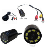 Video subacqueo Macchina-LED o IR, 520tvl, 90deg