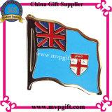 Значок флага металла для воинского подарка значка (m-FB01)