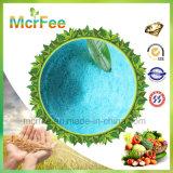 Água de 100% - fertilizante 21-21-21 granulado solúvel de NPK 20-20-20