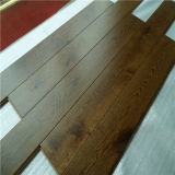 Hot Selling Black Oak Engineered Floressed Wood Flooring
