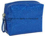 Bolsa bonito pequena elegante Shining impermeável da carteira da moeda do PVC