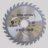 125mm*40t Metal 또는 Iron Cutting Tct Tungsten Carbide Circular Saw Blades