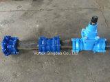 Жизнерадостная усаженная запорная заслонка для трубы PE/PVC