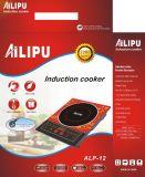 2017 Ailipu Turquie Syrie Market Certification CE Electroménager 2200W Electric avec SS Anneau électrique Induction Cook-Alp-A12