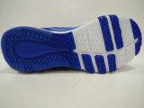 Тавро обувает ботинки голубой сетки высокого качества идущие