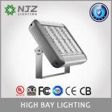 Alta illuminazione della baia di Flb150W LED, equivalente commerciale luminoso eccellente delle lampadine di illuminazione, di 400W HPS o di MH, 16600lm, impermeabile, bianco di luce del giorno, alti indicatori luminosi della baia del LED