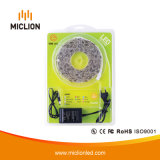 7.2W/M DC12V Type 5050 LED Strip con Ce