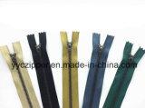 Zipper do metal da extremidade do fim do Anti-Bronze 4# para calças