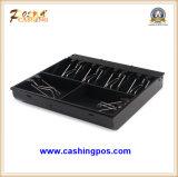 Gaveta excelente do dinheiro de metal da qualidade para o sistema Rj11 da posição da gaveta do registo de dinheiro, Rj12, 12V,