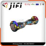 Scooter électrique d'étoile, Hoverboard, Bluetooth \ éclairage LED, atterrisseur, batterie de Samsung