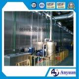 Ligne d'enduit automatique de poudre de qualité pour des produits en métal