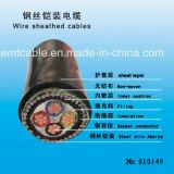 Cabo distribuidor de corrente profissional da isolação de Manufactural XLPE
