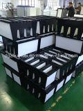 Merv 15 de Stijve Mini Geplooide Filter van de Lucht van het Stof van de Filters van de Bank van V Fijne voor Lucht die Eenheden overhandigen