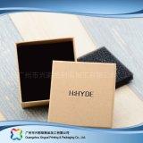 Montre/bijou/cadeau de luxe cadre de empaquetage en bois/papier d'étalage (xc-hbj-052A)